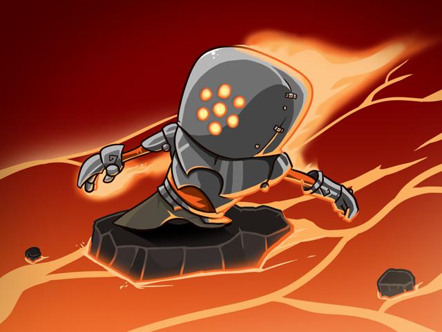Project Lava Rider
