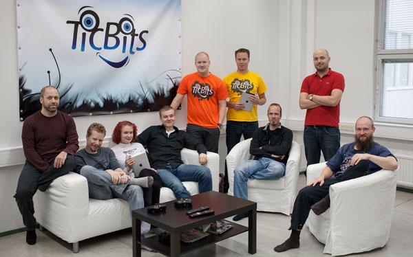 Team TicBits